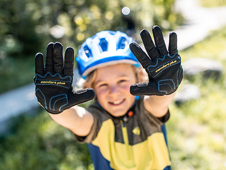 Bike Gloves Kids