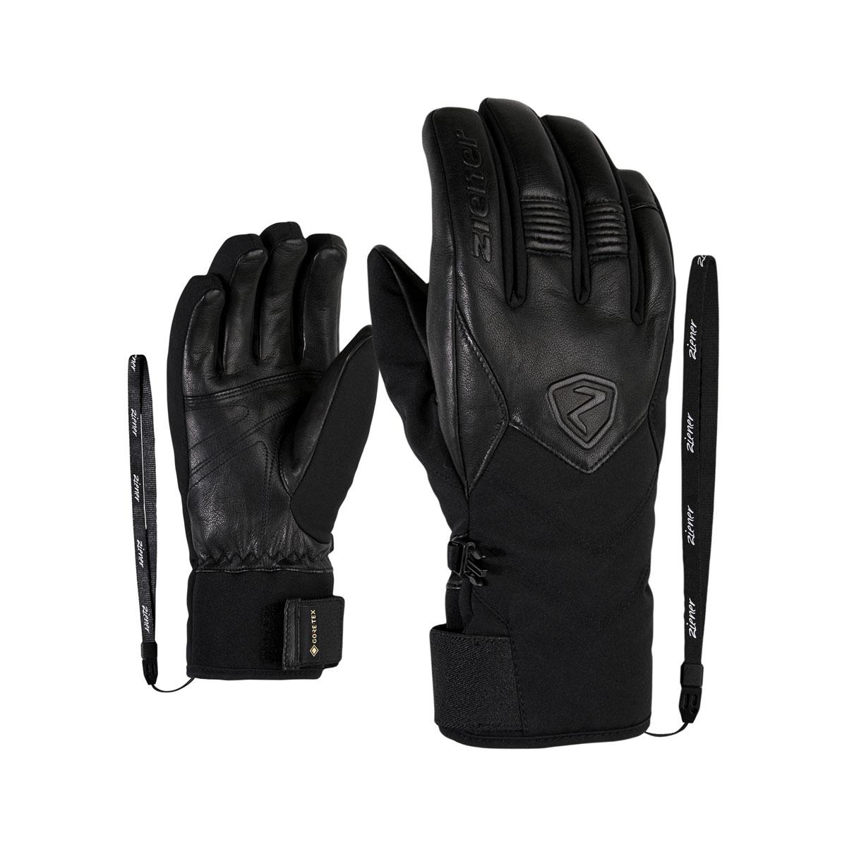 r Lady Glove Ski-Handschuhe//Wintersport Ziener Damen Kaya As Wasserdicht Atmungsaktiv