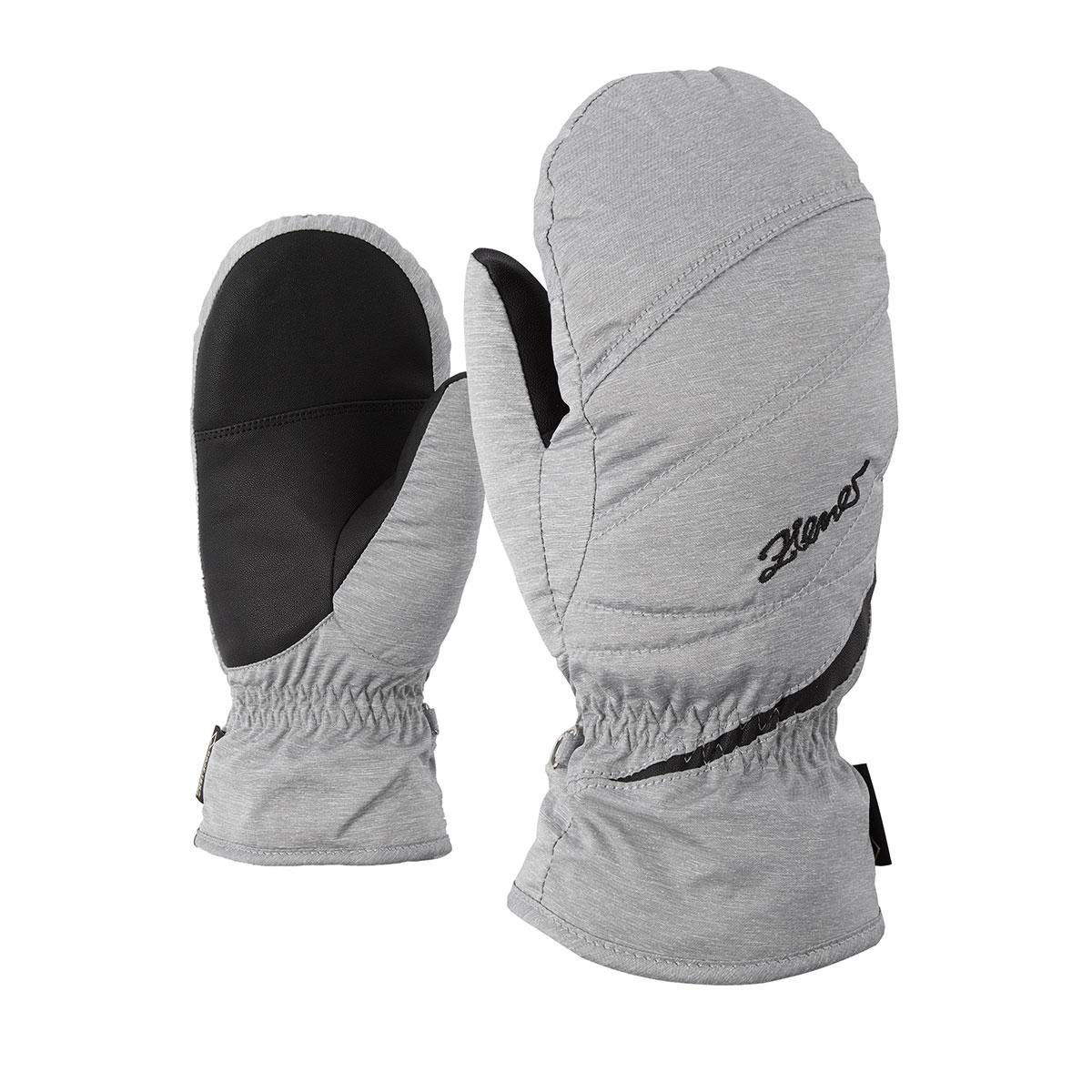 grey melange Kim lady glove Ziener