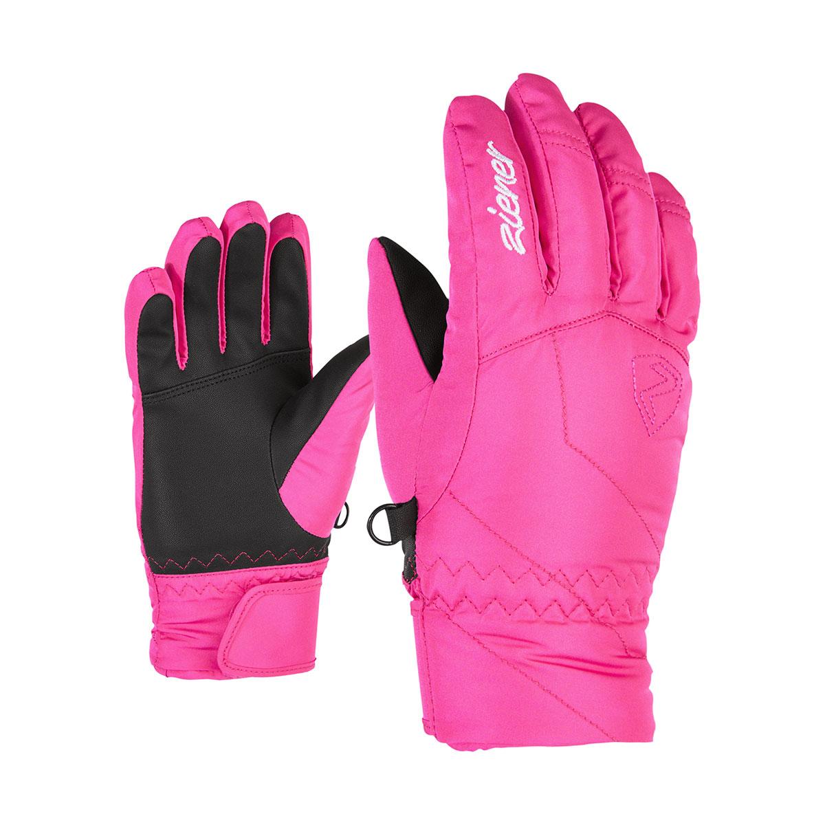 Ziener M/ädchen Handschuhe Agilo As R Gloves Junior Skihandschuh