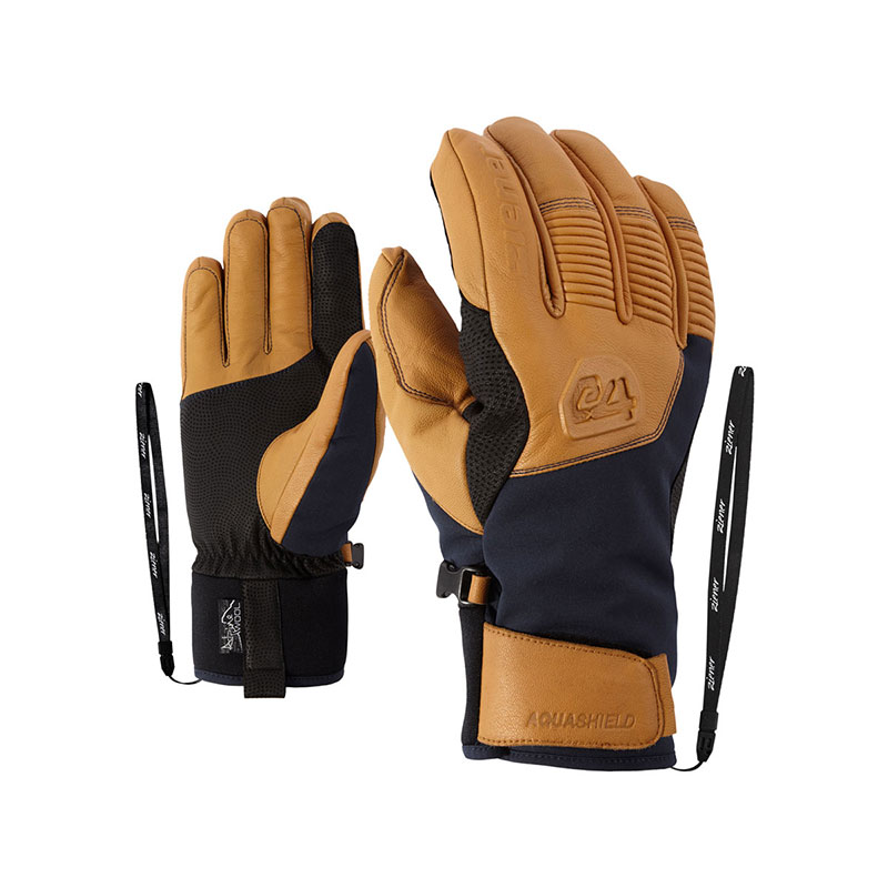 GANZENBERG AS(R) AW glove ski alpine
