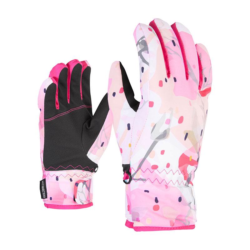 winddicht atmungsaktiv Ziener Kinder LIDEALIST GWS TOUCH JUNIOR glove multisport Funktions- Outdoor-Handschuhe