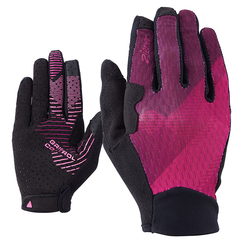CAPRINA TOUCH long Lady bike glove