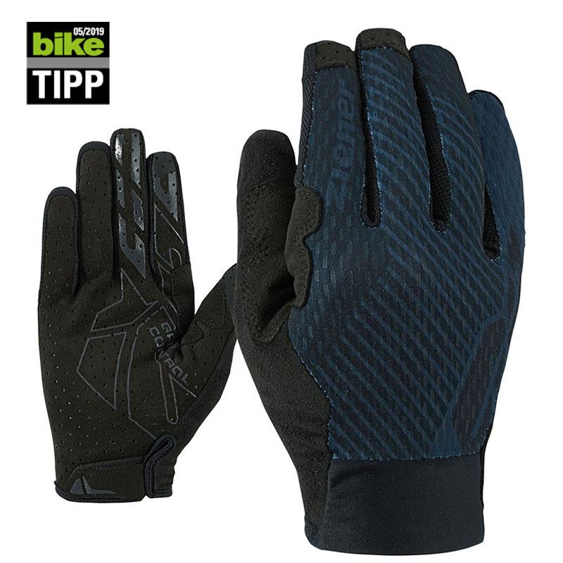 curtiz touch long bike glove ziener gloves skiwear. Black Bedroom Furniture Sets. Home Design Ideas