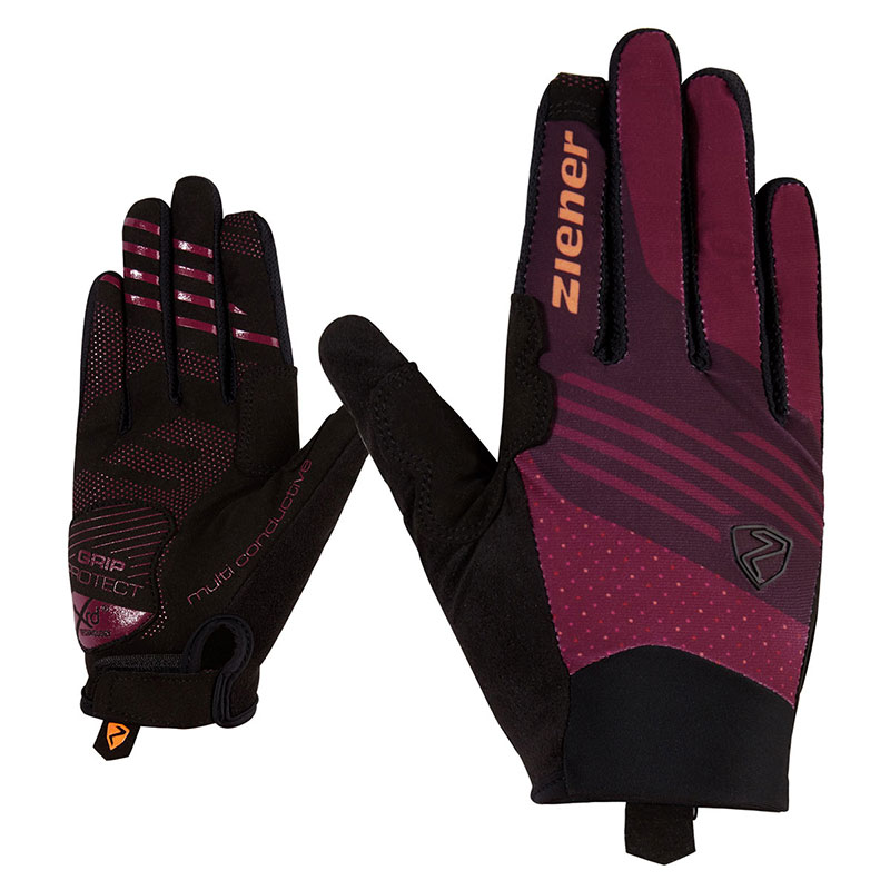 CÄTHE TOUCH long lady bike glove