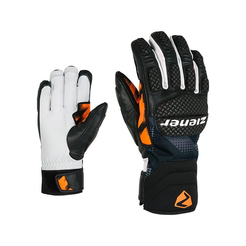 SPEED WARM glove race