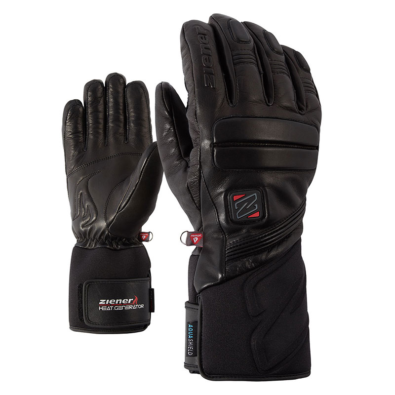 GLENSIDER AS(R) PR HOT glove ski alpine