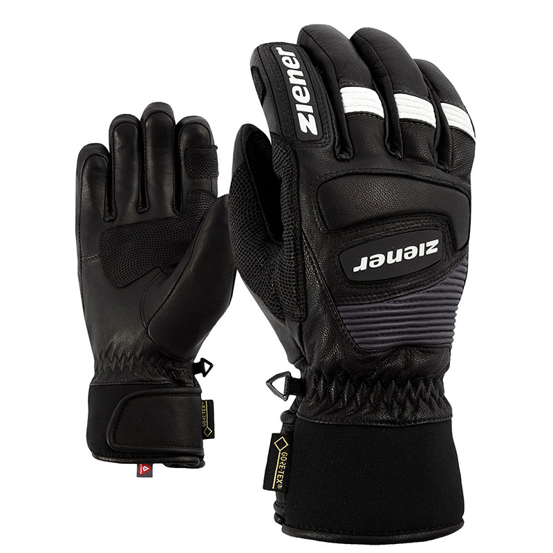 GUARD GTX(R)+Gore grip PR glove ski alpine