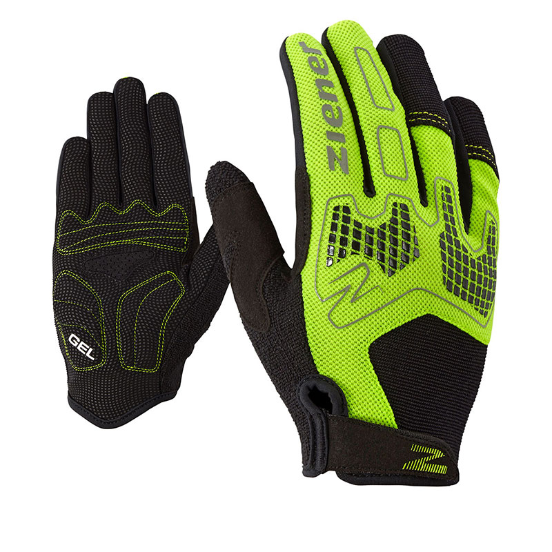 CESARIO long junior bike glove
