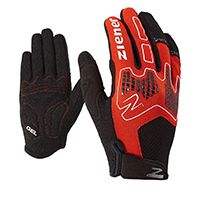 CESARIO long junior bike glove  Small