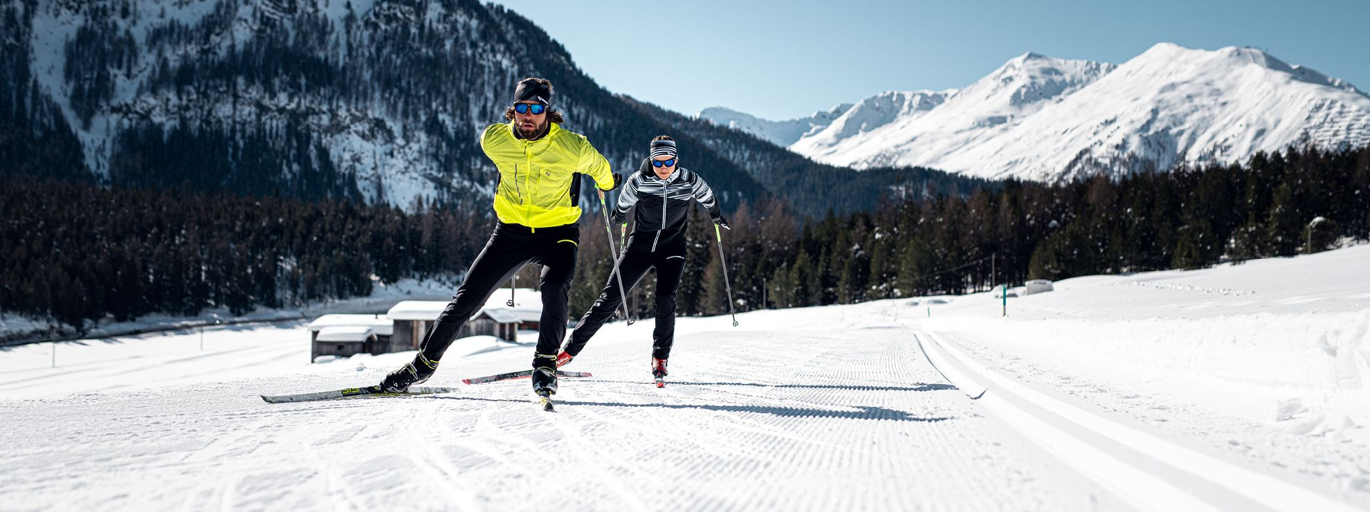 Ski tour & cross country skiing clothing