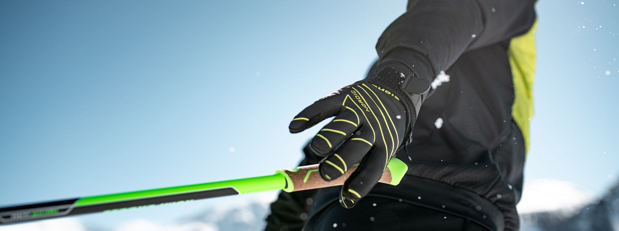 Cross country skiing & biathlon gloves