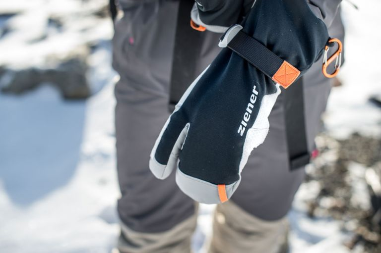 Mountaineering Gloves Collection