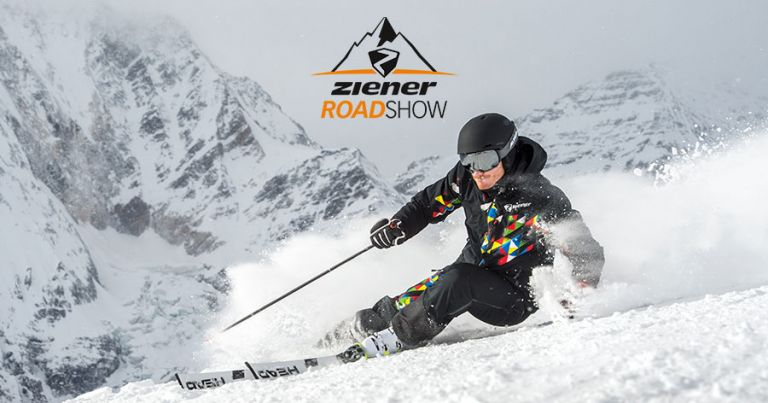 Welcome to the ZIENER Teamwear Roadshow